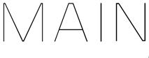 THE MAIN logo